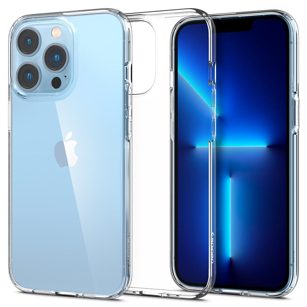 iPhone 13 Pro Case Liquid Crystal Clear
