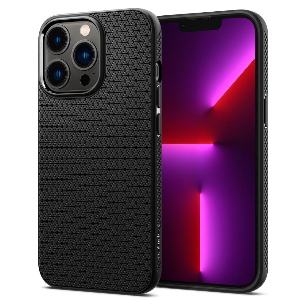 iPhone 13 Pro Case Liquid Air Black
