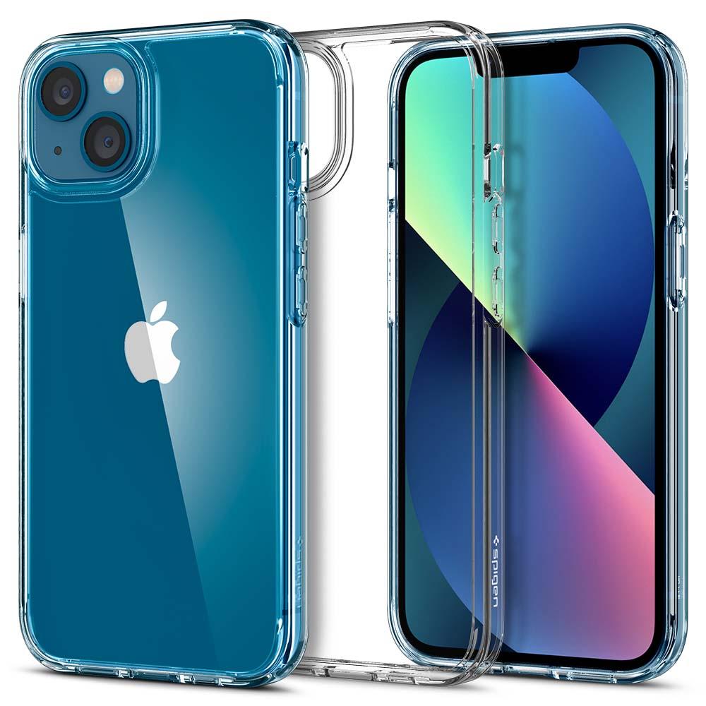 iPhone 13 Case Ultra Hybrid Crystal Clear