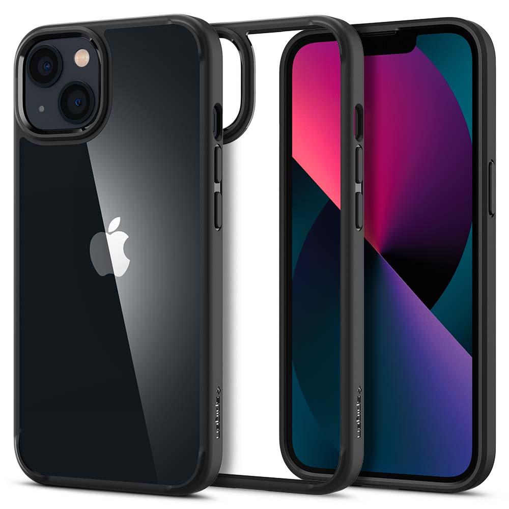 iPhone 13 Mini Case Ultra Hybrid Matte Black
