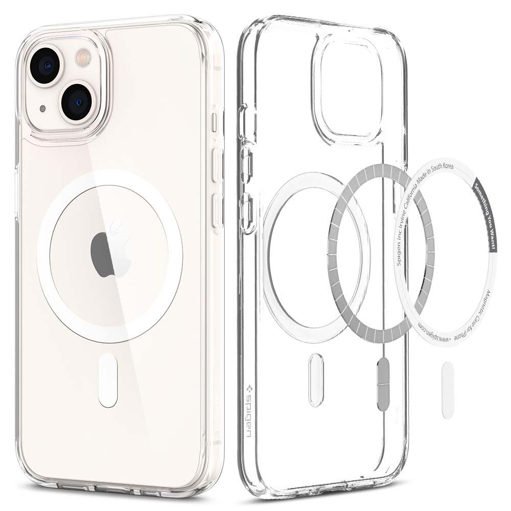 iPhone 13 Mini Case Ultra Hybrid Mag White