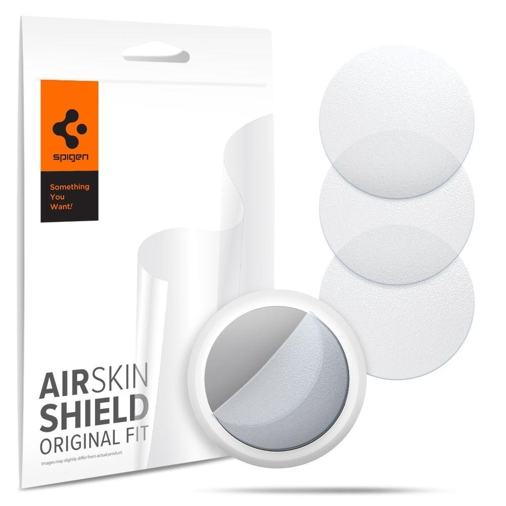 Apple Airtag Airskin Hydrogel film Matte Clear (4-pack)