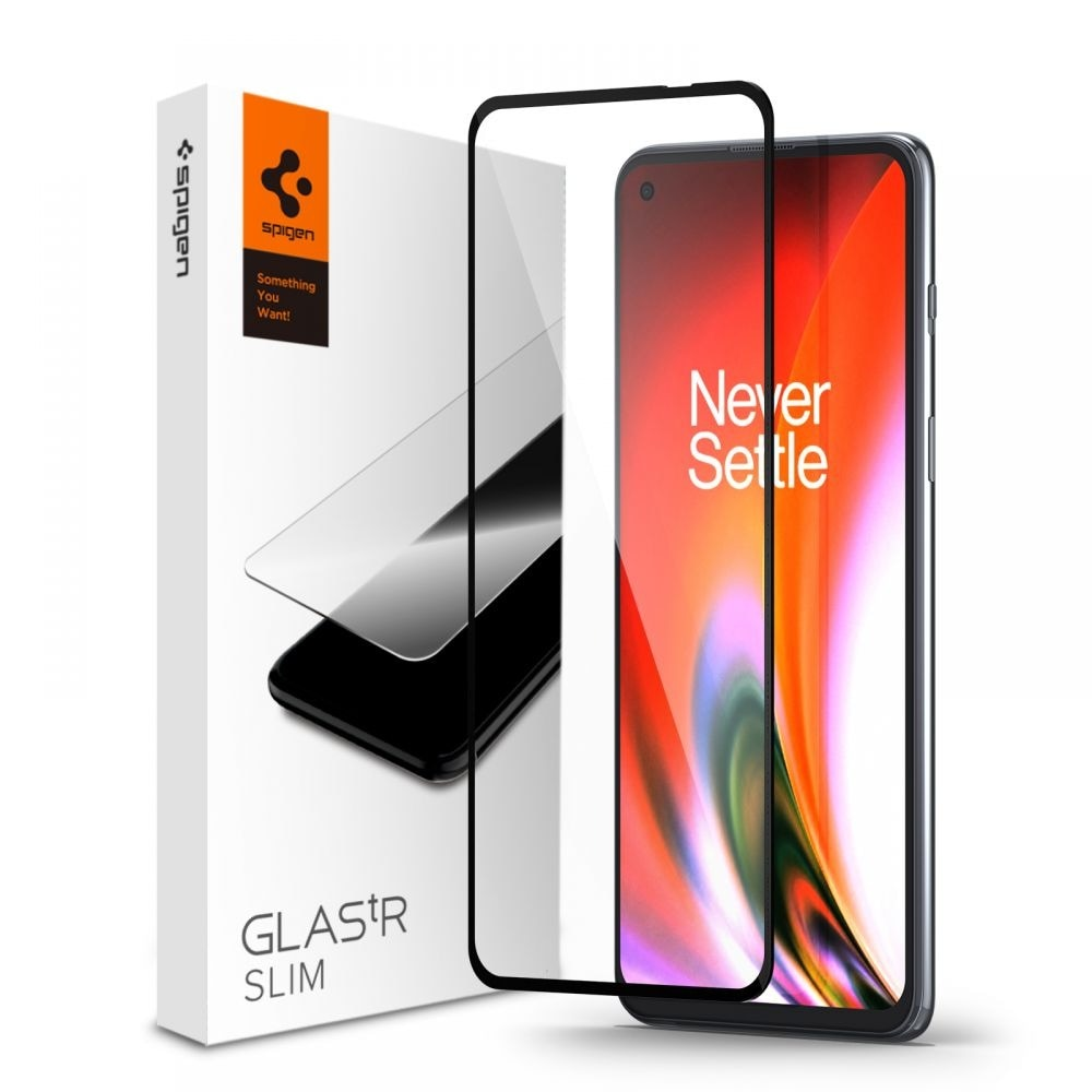OnePlus Nord 2 5G/CE 5G Full Cover Screen GLAS.tR SLIM