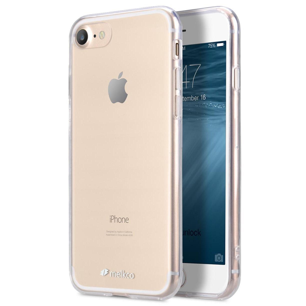 PolyUltima Skal iPhone 7/8/SE 2020 transparent