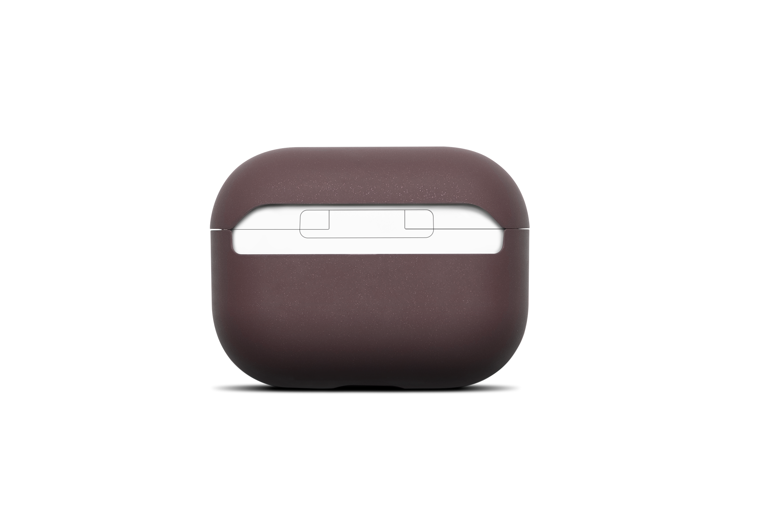 Case AirPods Pro Sangria Red