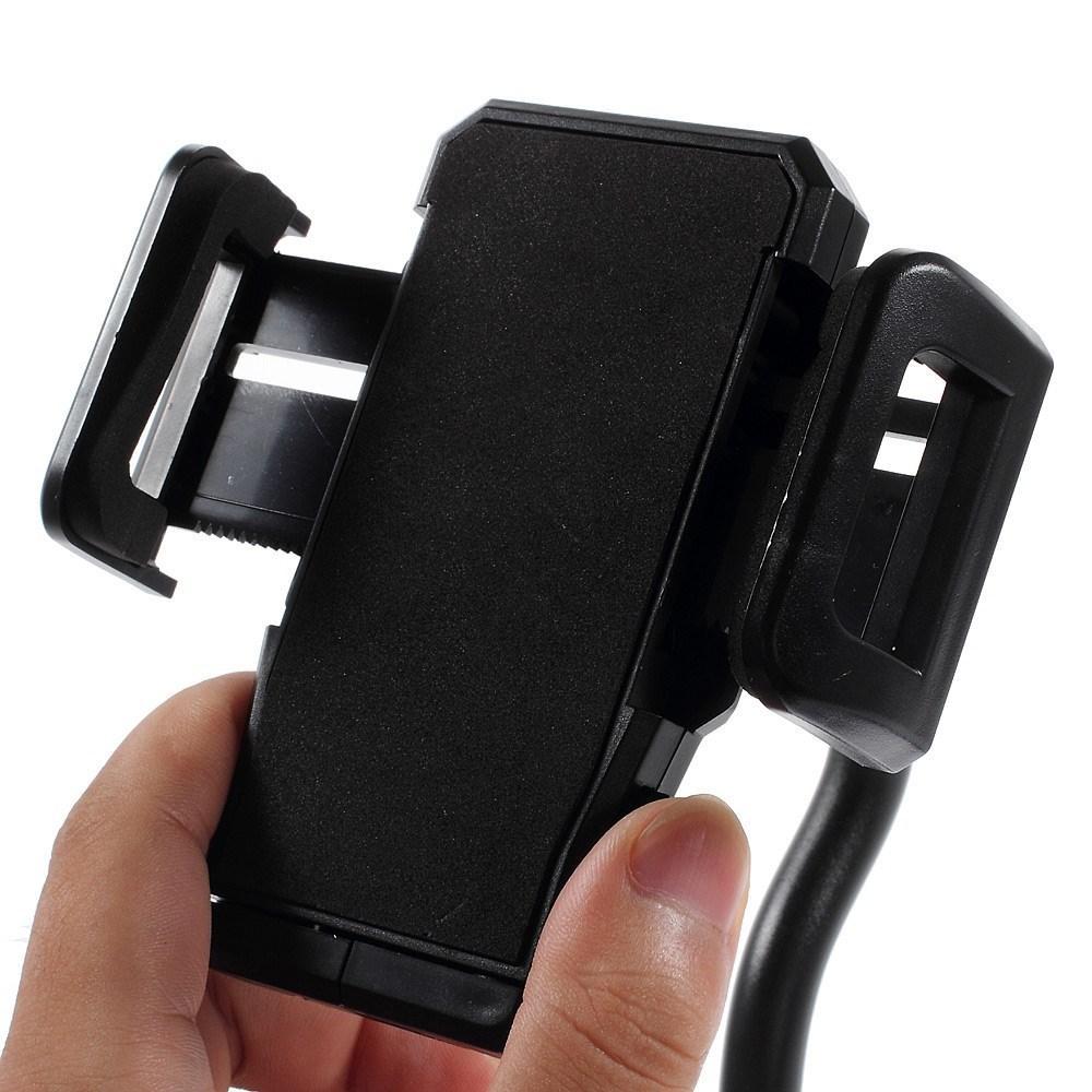 Mobilhållare Universal Arm Svart
