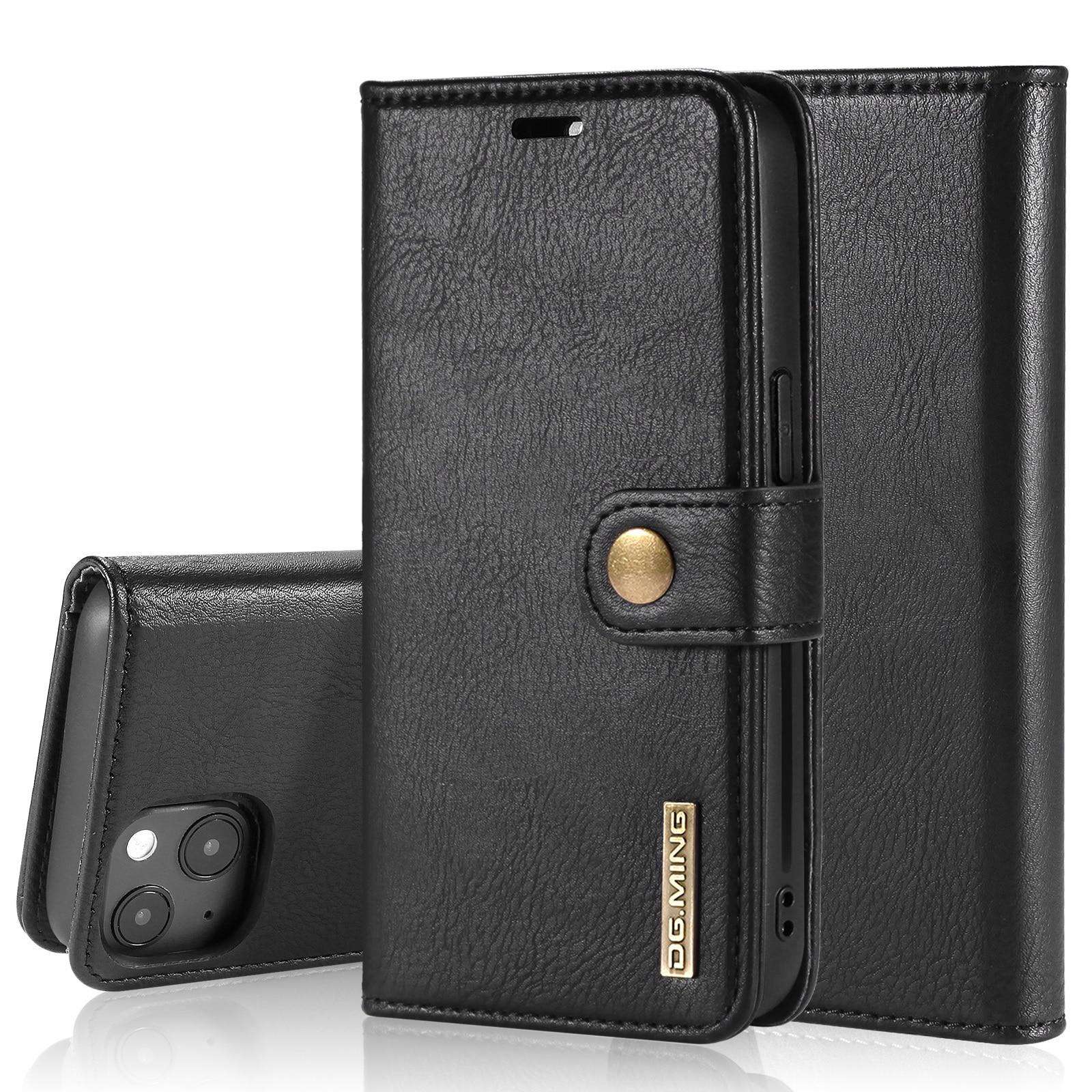 Magnet Wallet iPhone 13 Black