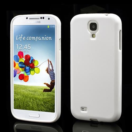 Mjukskal Samsung Galaxy S4 vit