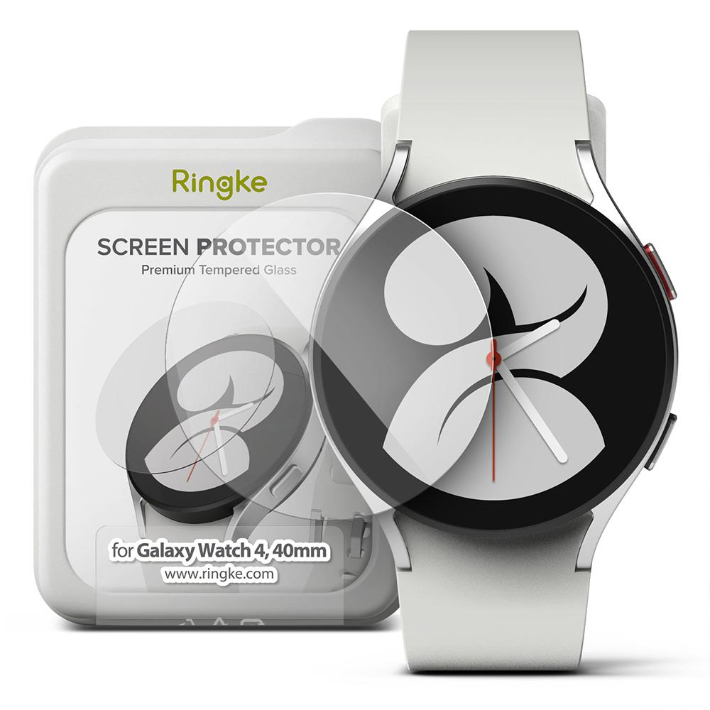 Screen Tempered Glass Galaxy Watch 4 40mm (4-pack)