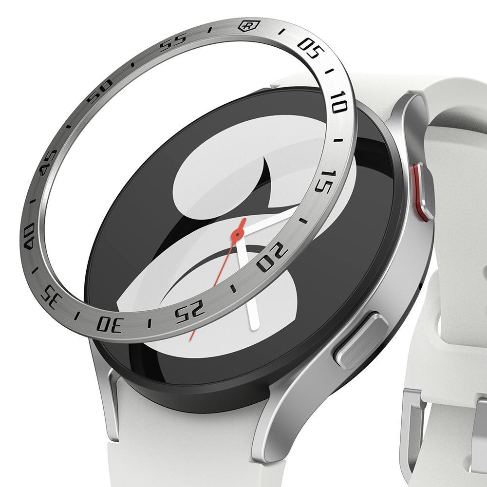Bezel Styling Galaxy Watch 4 40mm Silver
