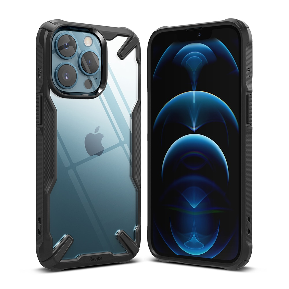 Fusion X Case iPhone 13 Pro Max Black