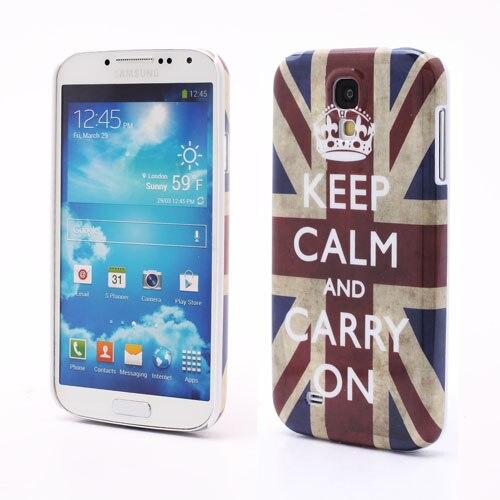 Skal Galaxy S4 Keep Calm UK