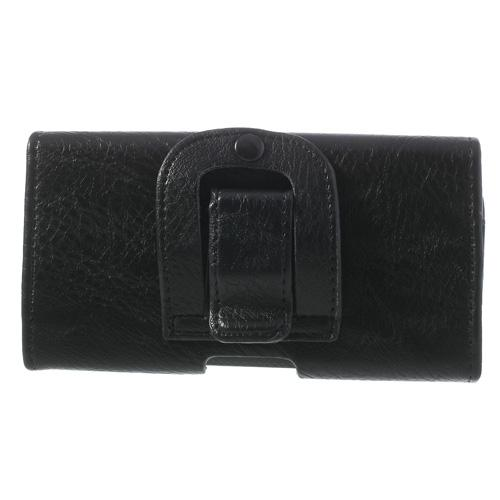 Bältesfodral Samsung Galaxy S7/S6/S5/S4 svart
