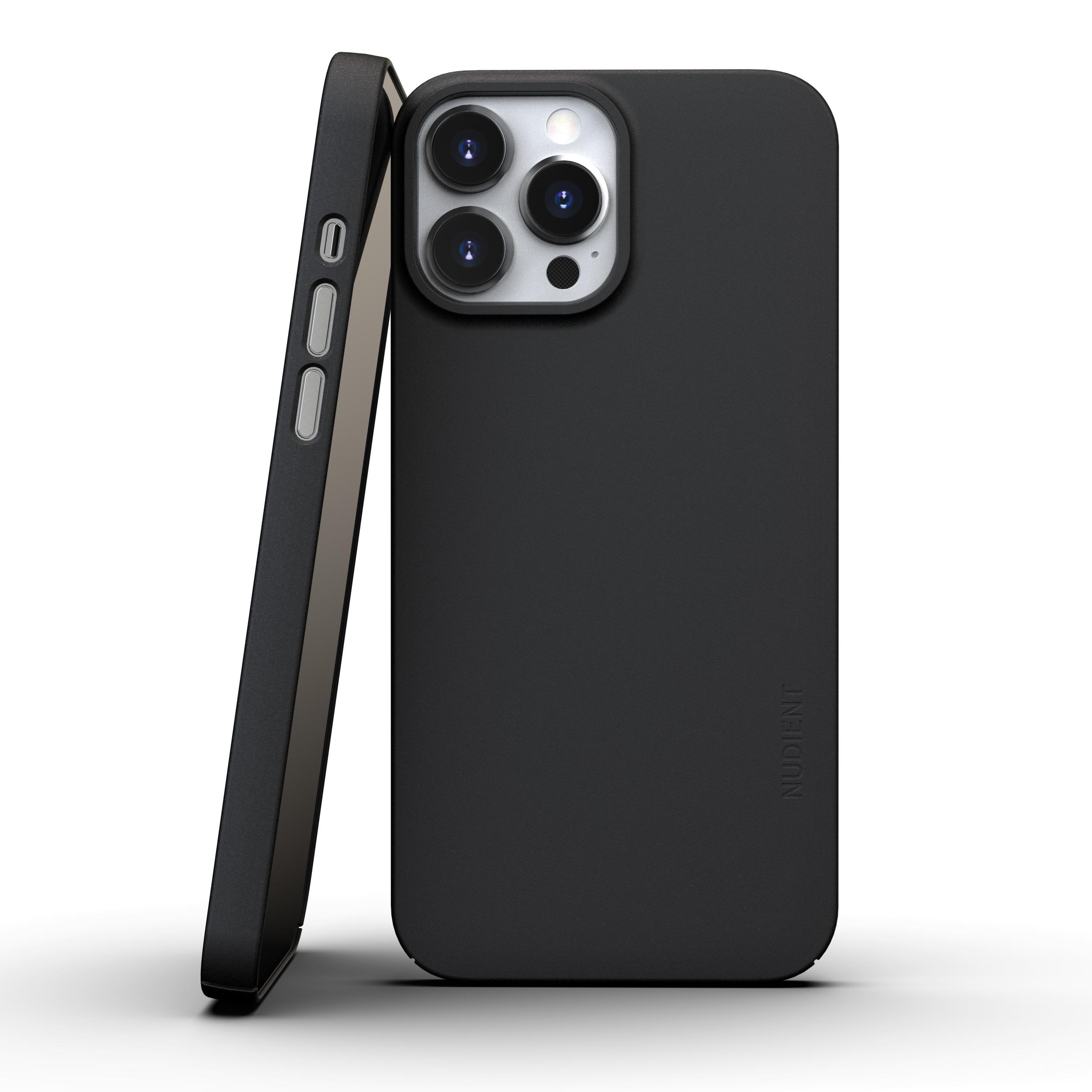 Thin Case V3 iPhone 13 Pro Ink Black