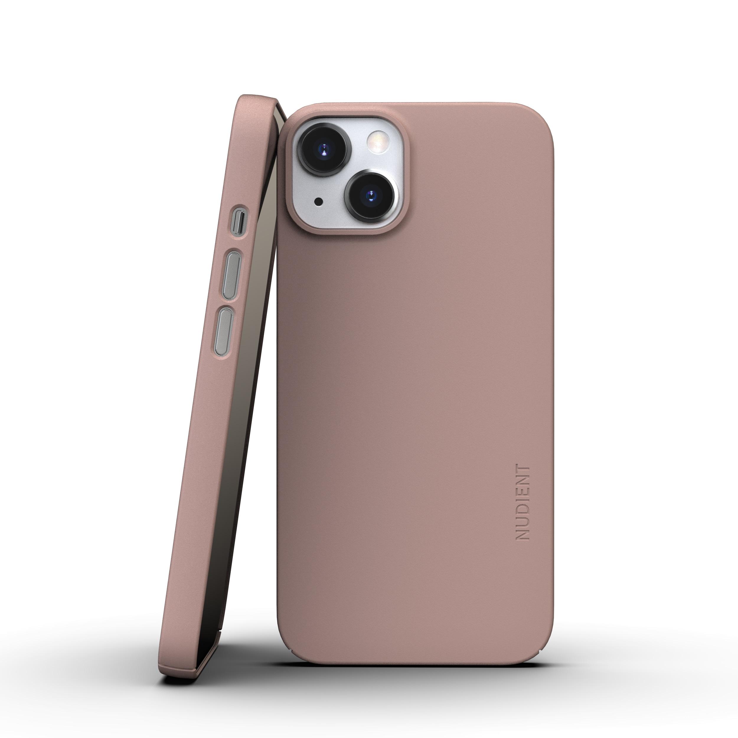 Thin Case V3 iPhone 13 Mini Dusty Pink