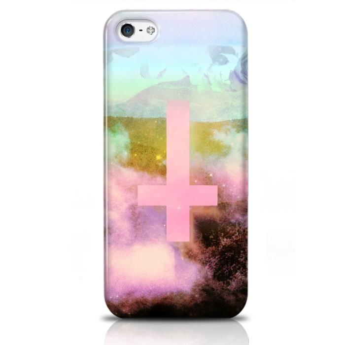 Skal Apple iPhone 5/5S/SE Inverted Cross
