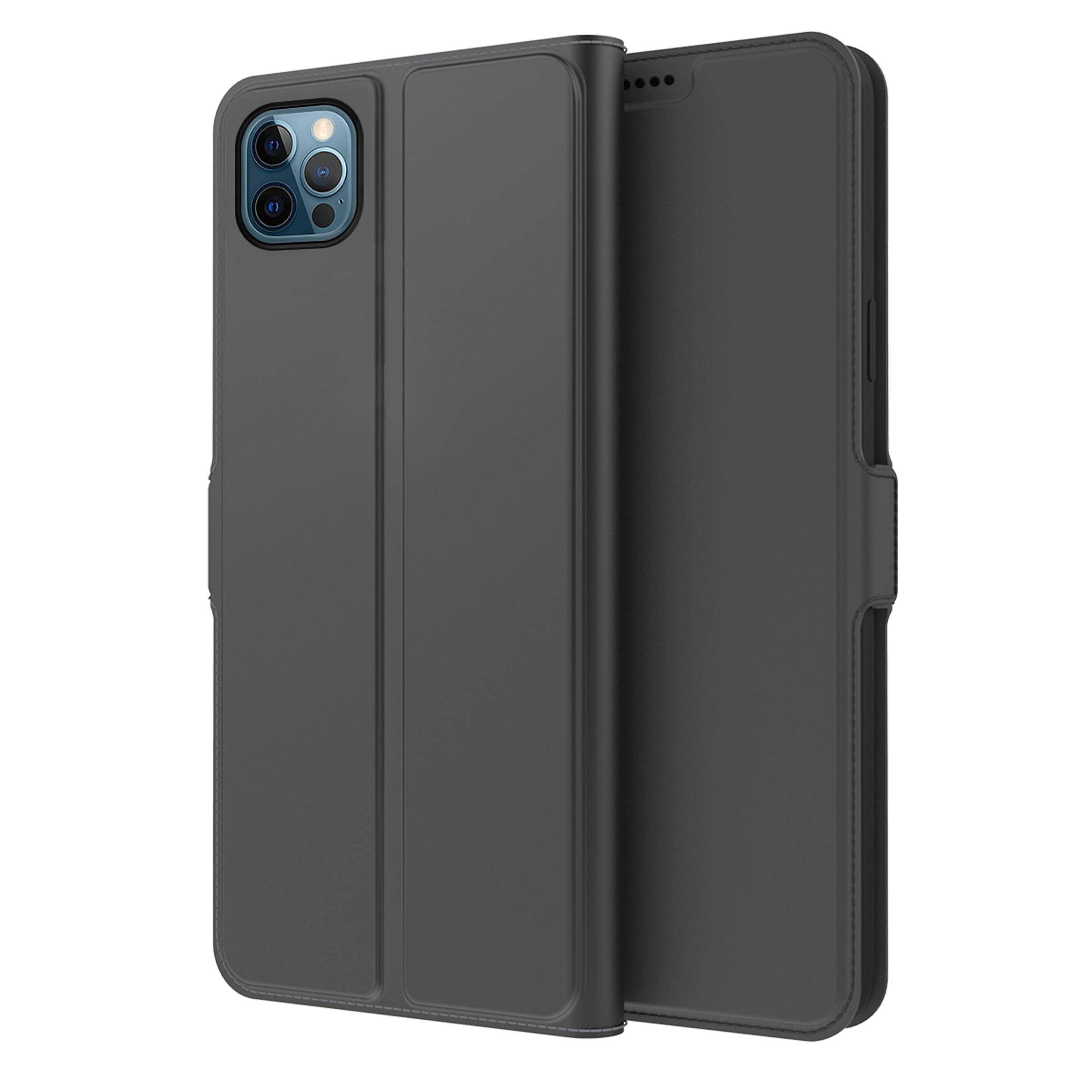 Slim Card Wallet iPhone 13 Pro svart