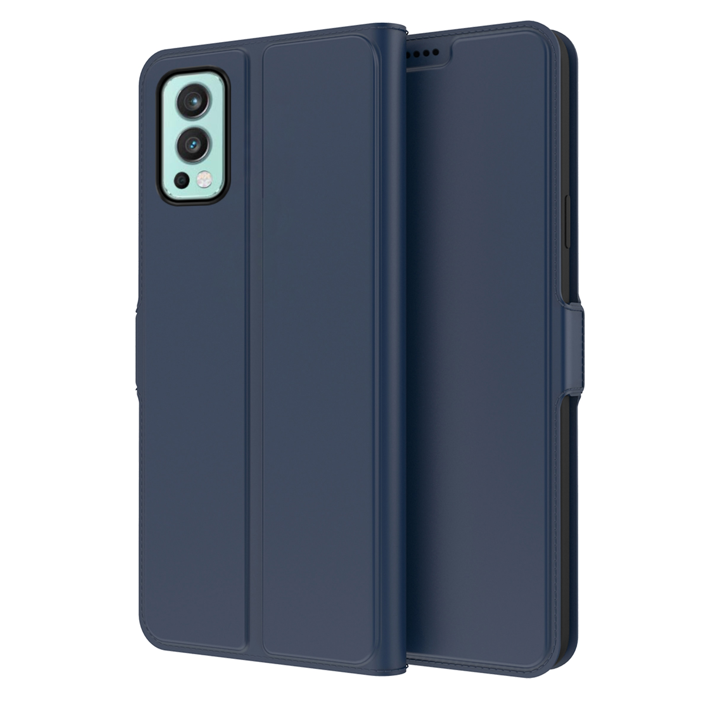 Slim Card Wallet OnePlus Nord 2 5G marinblå