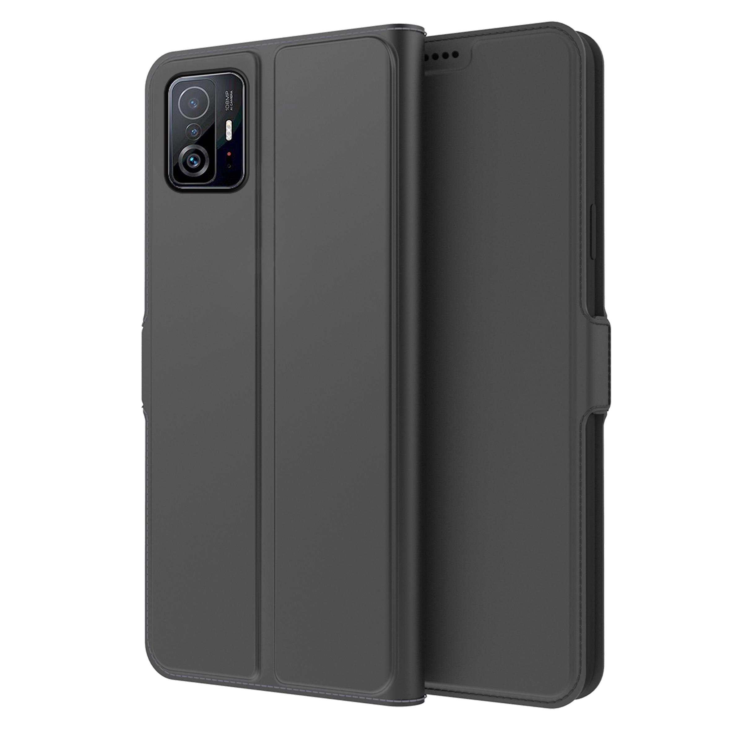 Slim Card Wallet Xiaomi 11T/11T Pro svart