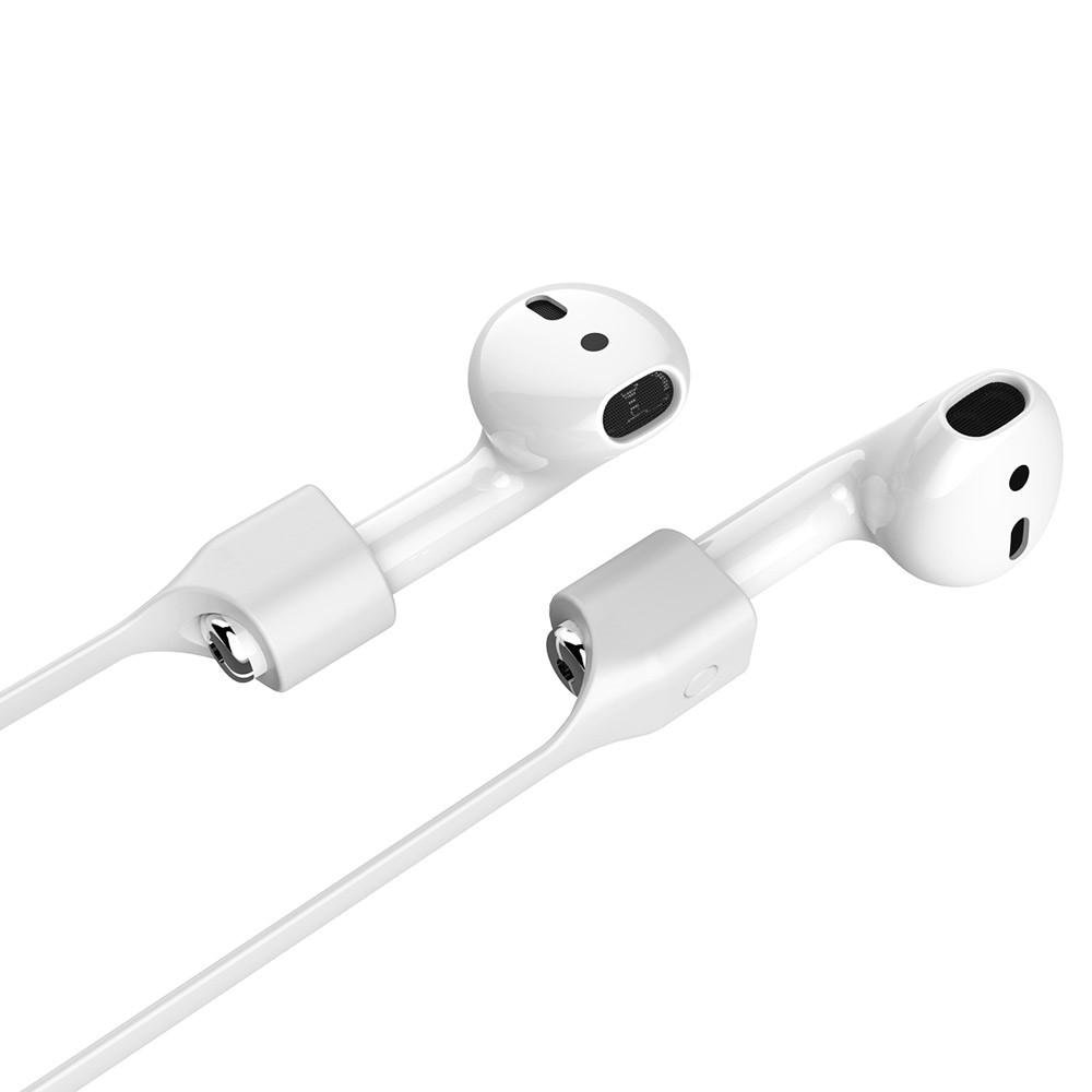 Earphone Strap for AirPods - White