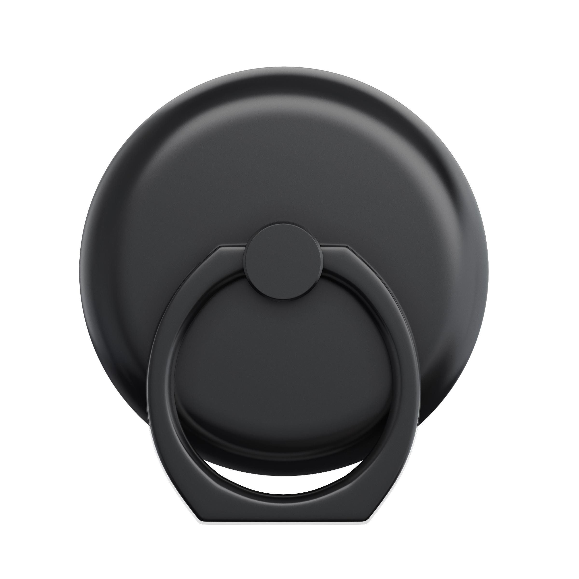 Magnetic Ring Mount Black