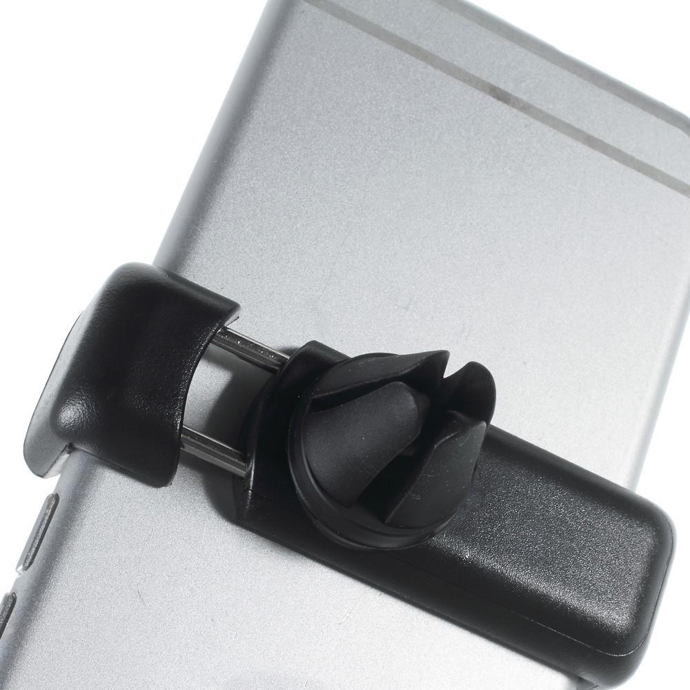 Mobilhållare Universal Fläktgaller upp till 6 svart