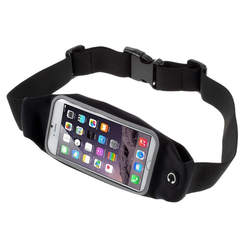Sportbälte XL till Smartphones svart