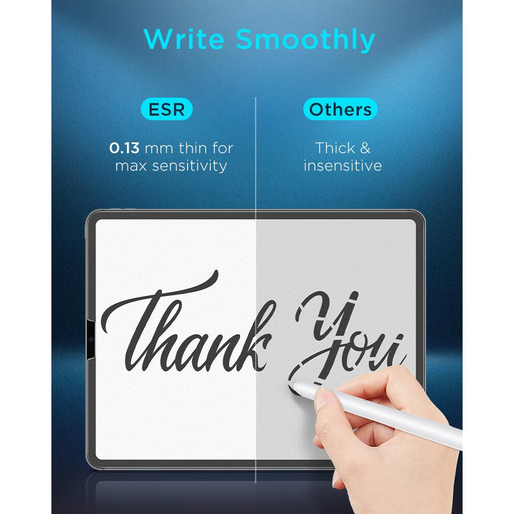 Paper-like Screen Protector iPad Pro 11 2018/2020/2021