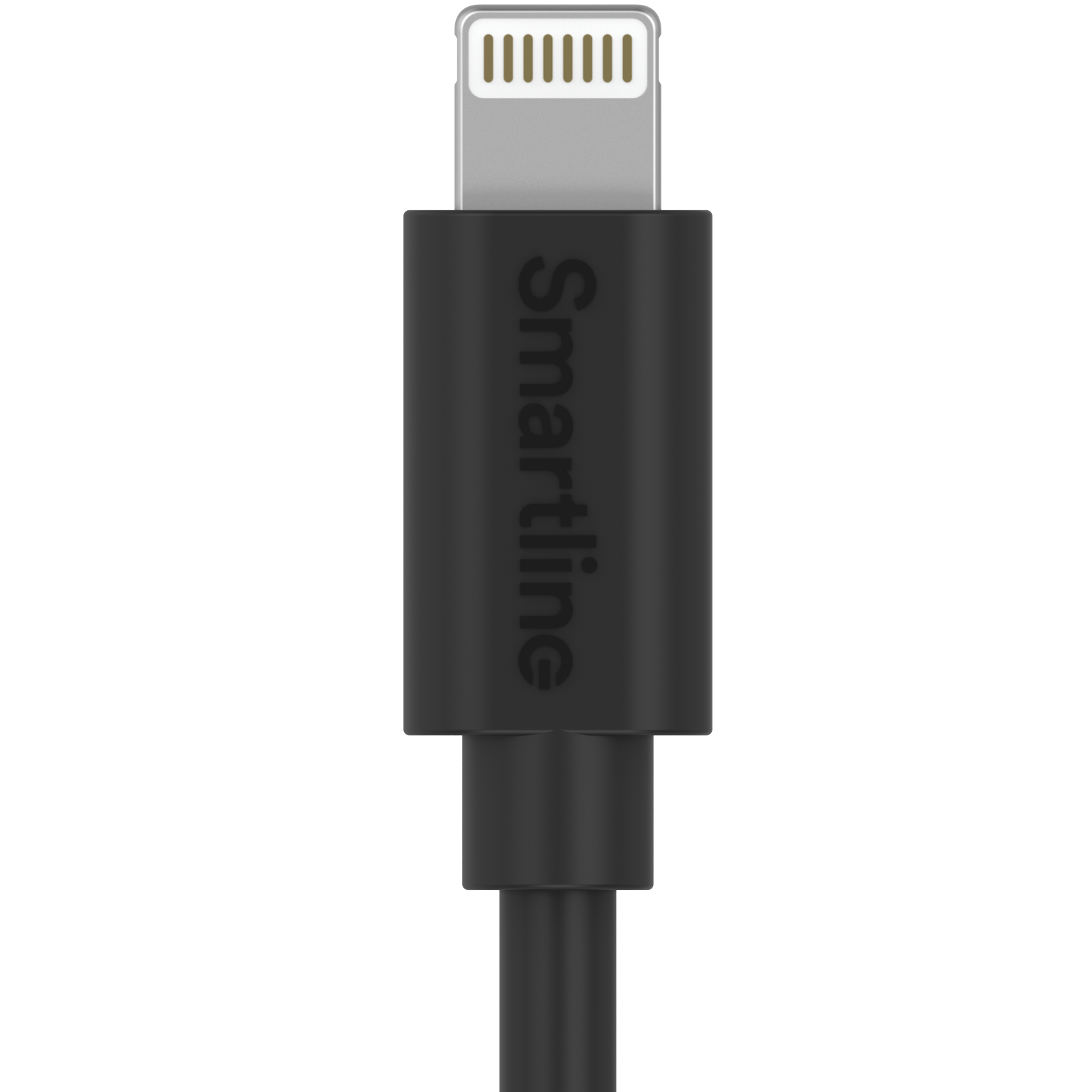 USB-kabel Lightning 3m Svart