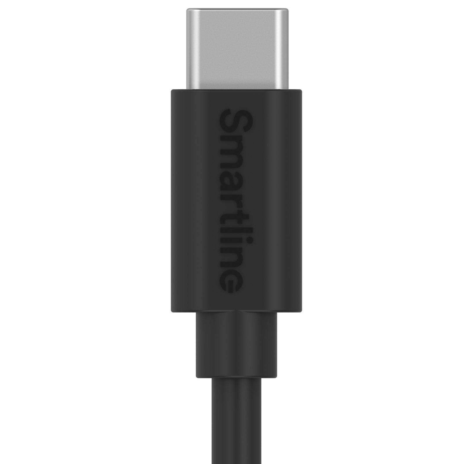 USB-kabel USB-C 3m Svart