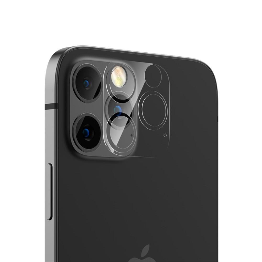0.15mm Härdat Glas Linsskydd iPhone 12 Pro (2-pack)
