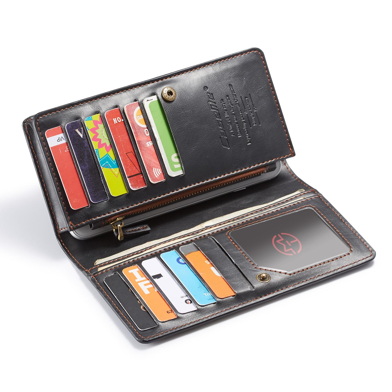 Plånboksfodral Universal Svart