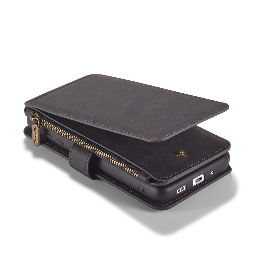 Multi-slot Flipfodral Galaxy S20 Ultra grå