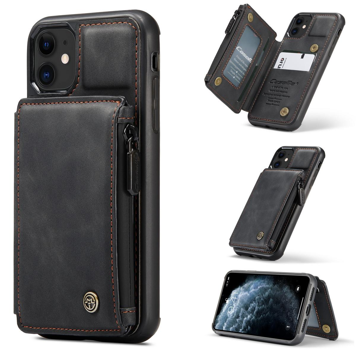 Multi-slot Skal iPhone 11 svart