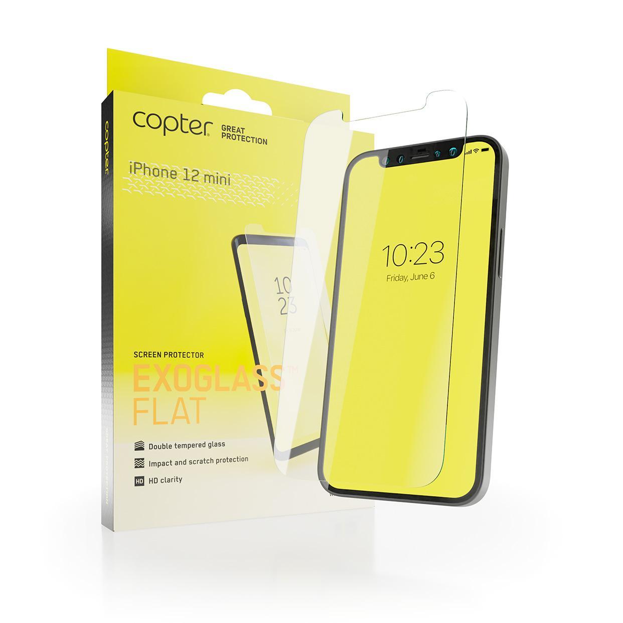 Exoglass iPhone 12 Mini