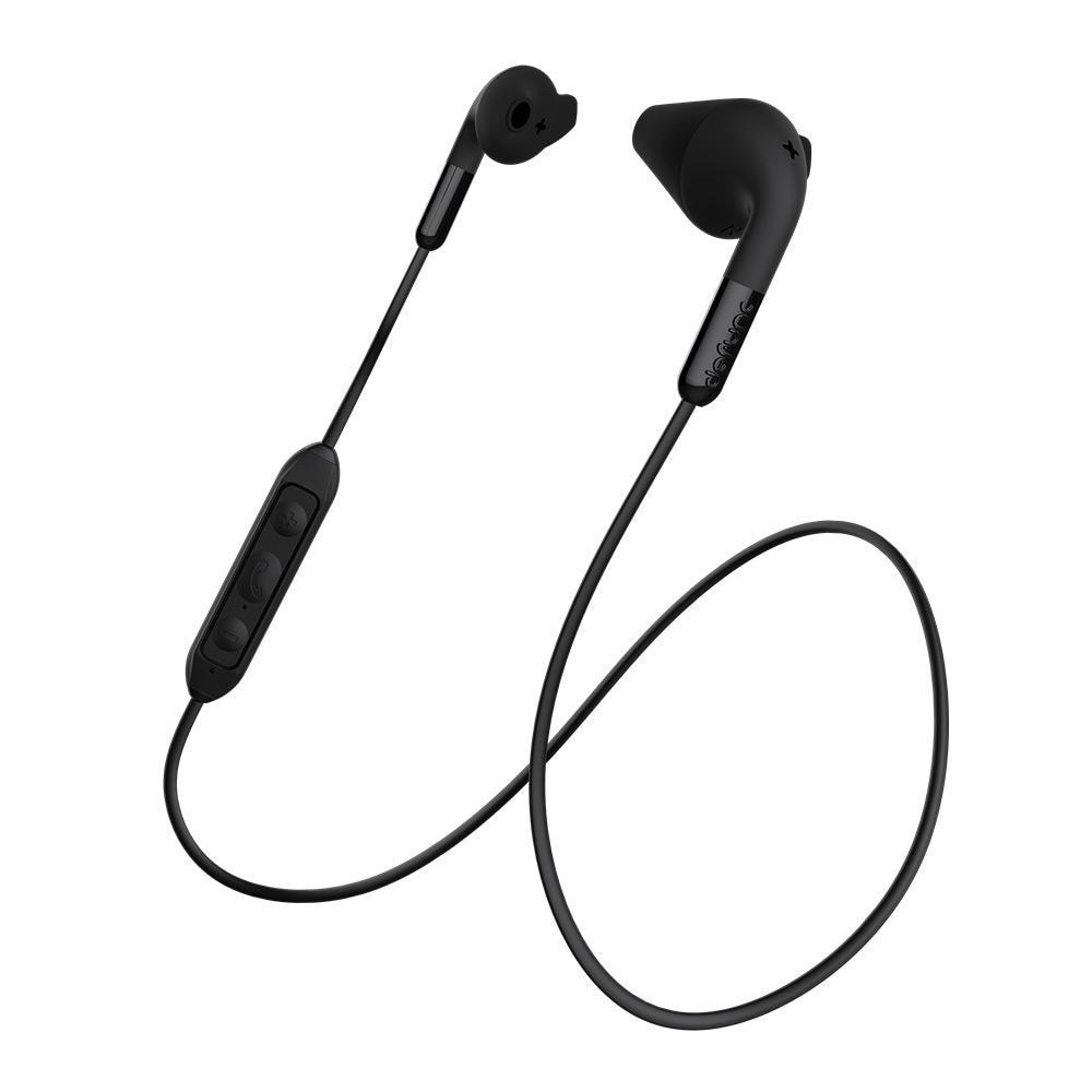 BT Earbud Plus Hybrid Black