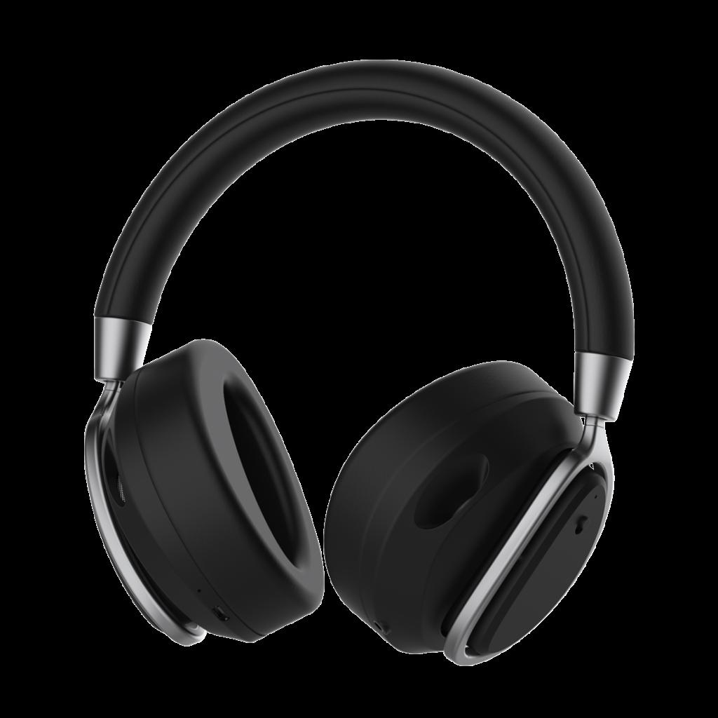 BT Headphone Mute Black
