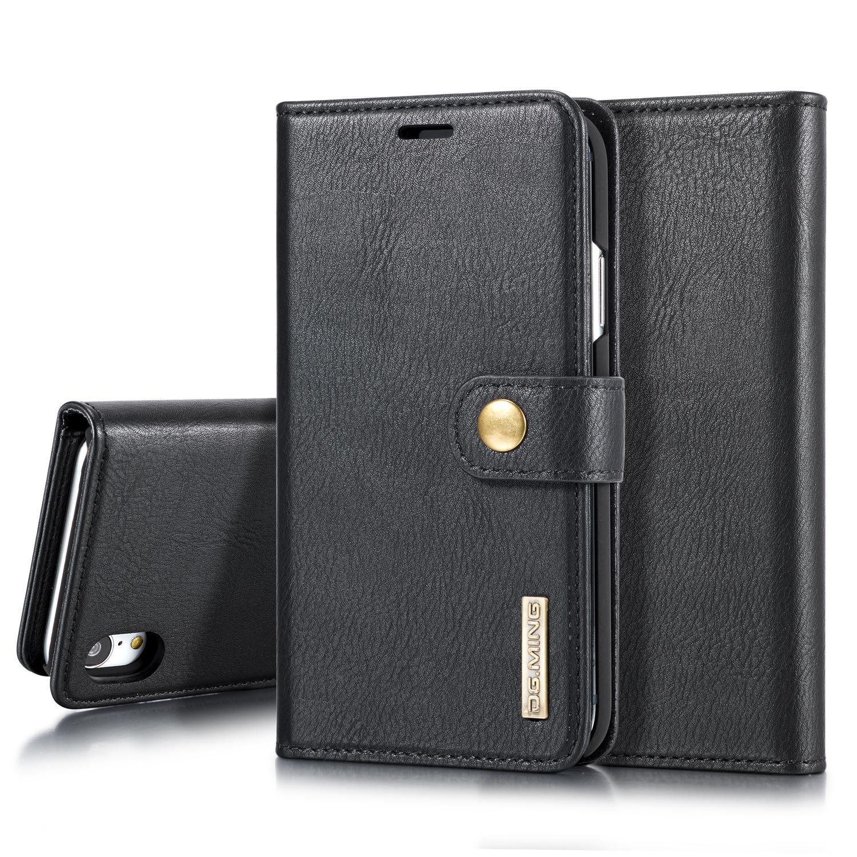 Magnet Wallet Apple iPhone XR Black