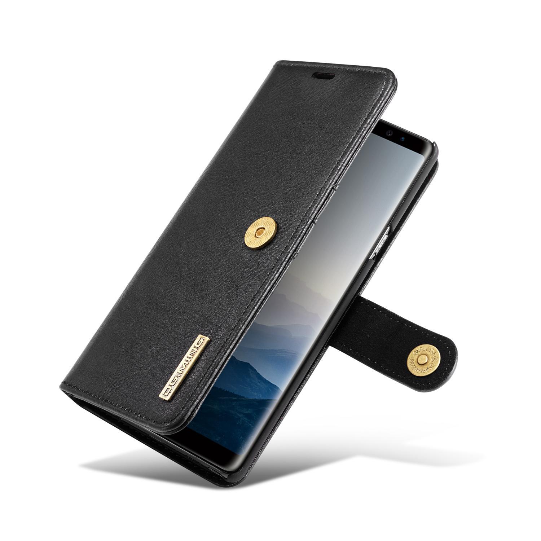 Magnet Wallet Galaxy Note 9 Black