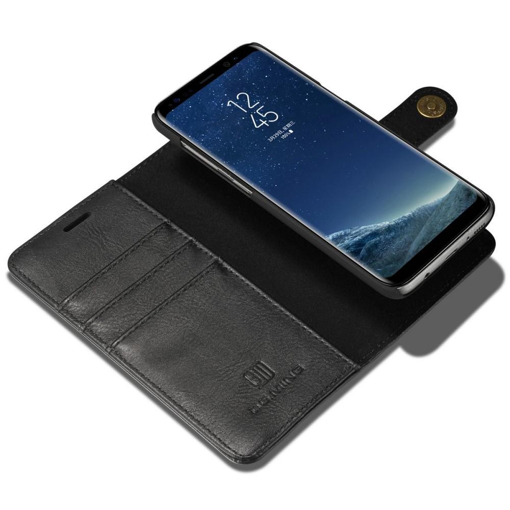 Magnet Wallet Galaxy S8 Black