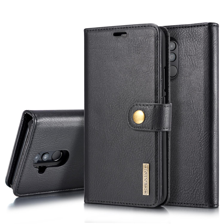 Magnet Wallet Huawei Mate 20 Lite Black