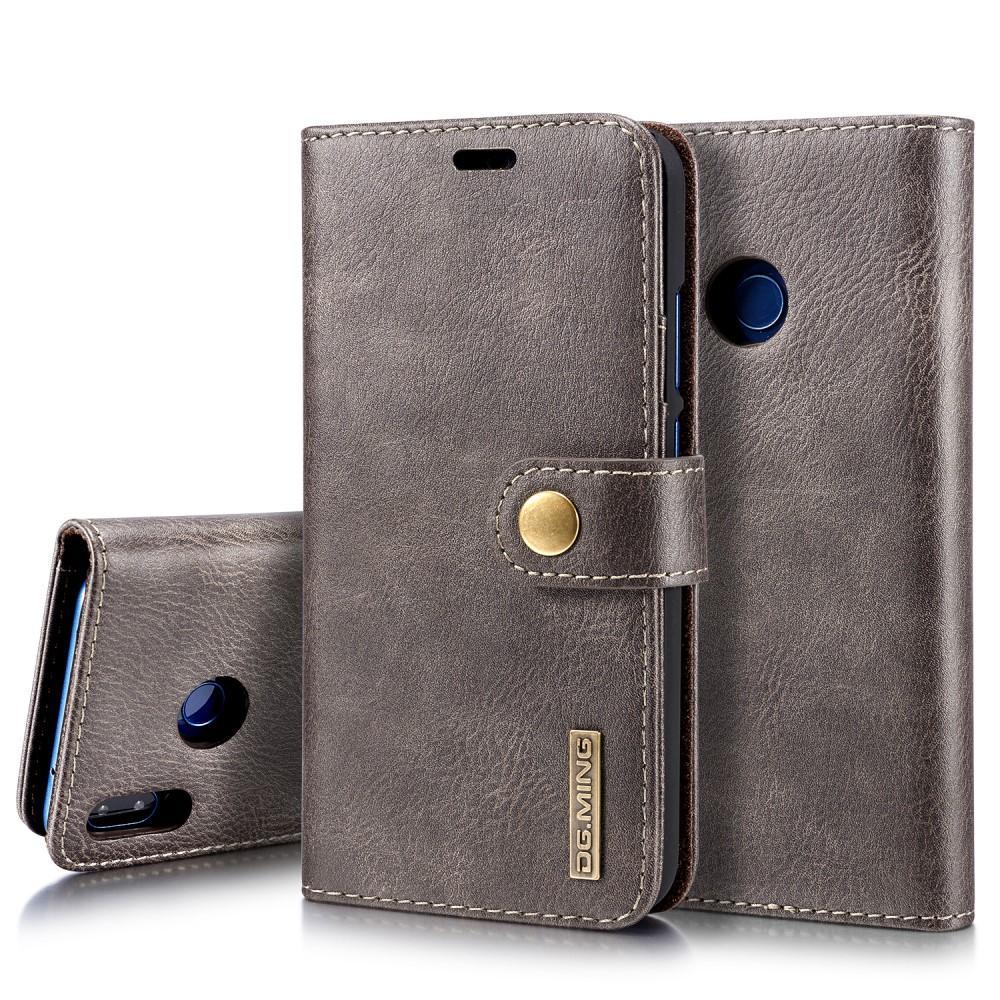 Magnet Wallet Huawei P20 Lite Brown