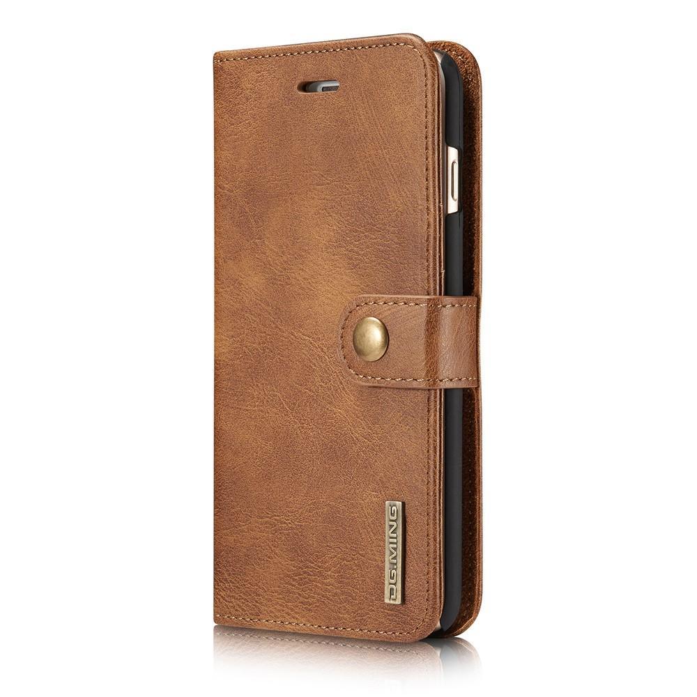Magnet Wallet iPhone 6/6S Cognac