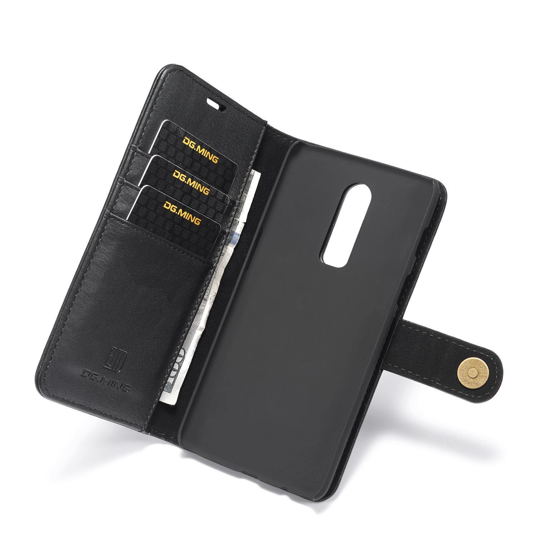 Magnet Wallet OnePlus 6 Black