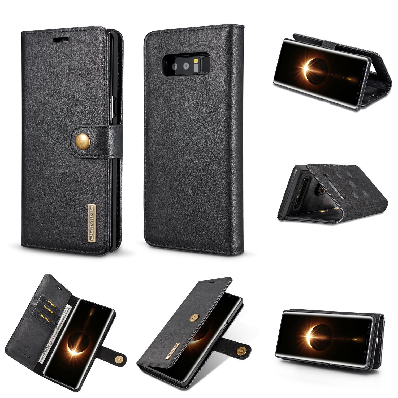 Magnet Wallet Samsung Galaxy Note 8 Black