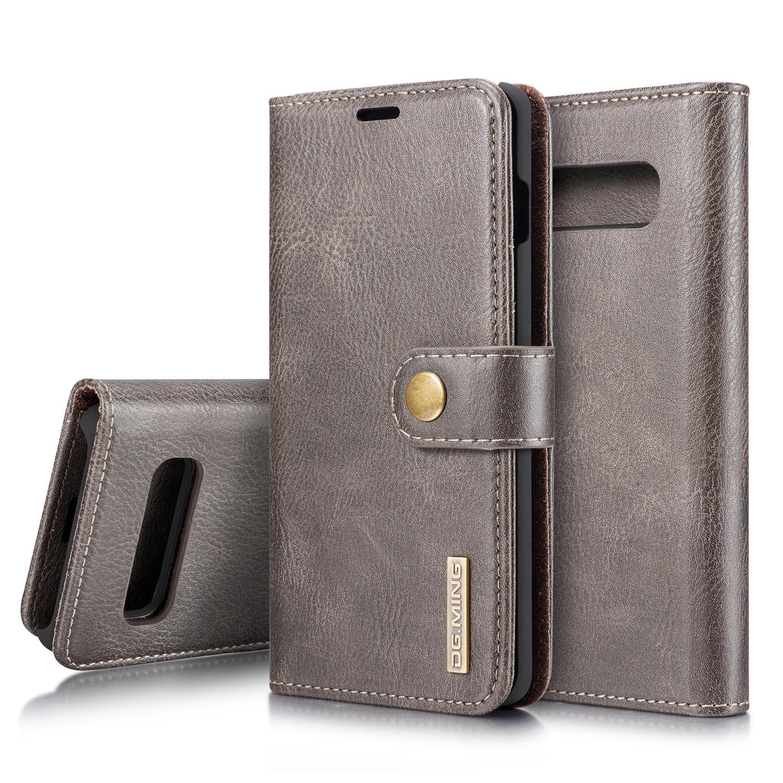 Magnet Wallet Samsung Galaxy S10 Brown