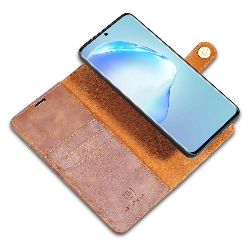 Magnet Wallet Samsung Galaxy S20 Ultra Cognac