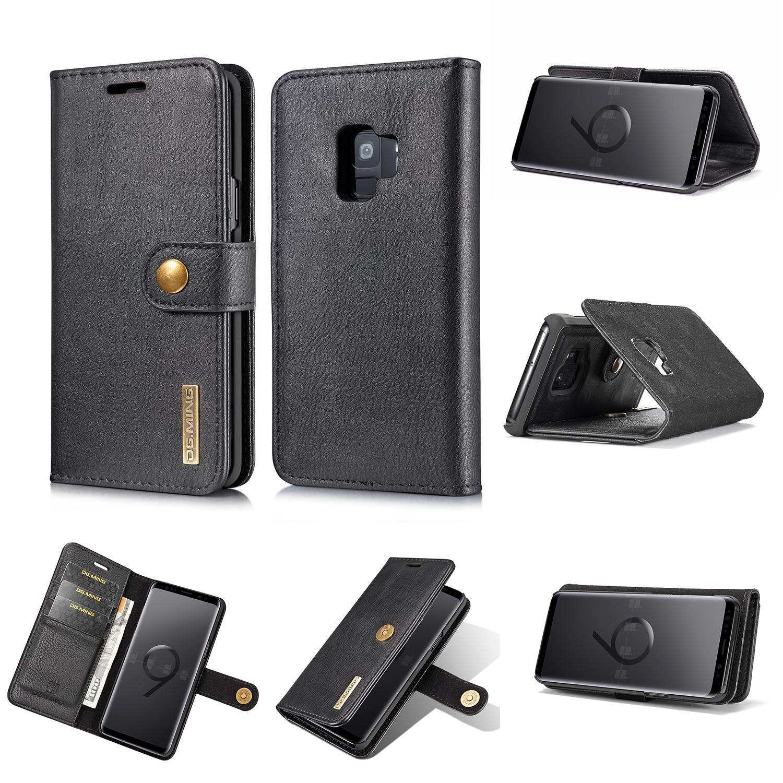 Magnet Wallet Samsung Galaxy S9 Plus Black