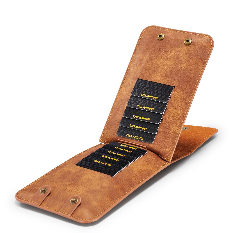 Universal Multi-slot Case Cognac