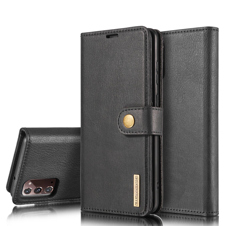 Magnet Wallet Galaxy Note 20 Black
